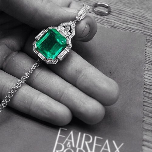 May's Birthstone the Emerald
