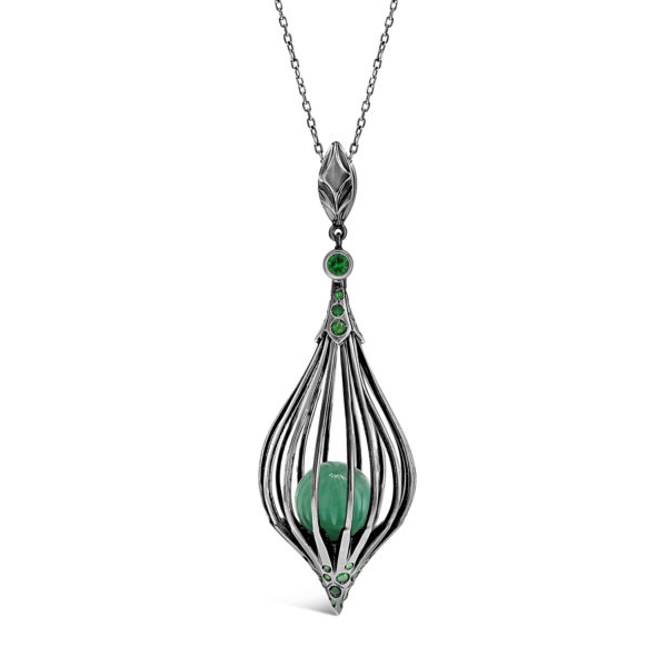 G2086 Lantern Necklace