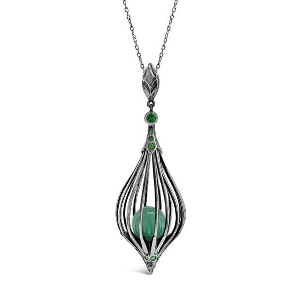 G2086 Lantern Necklace
