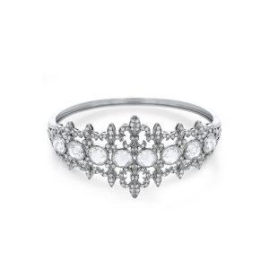 Art Deco diamond bracelet A4498