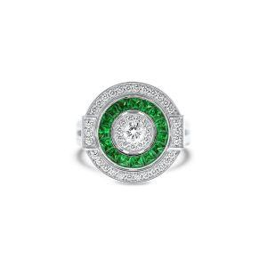 Victor Mayer tsavorite ring_A4557_1