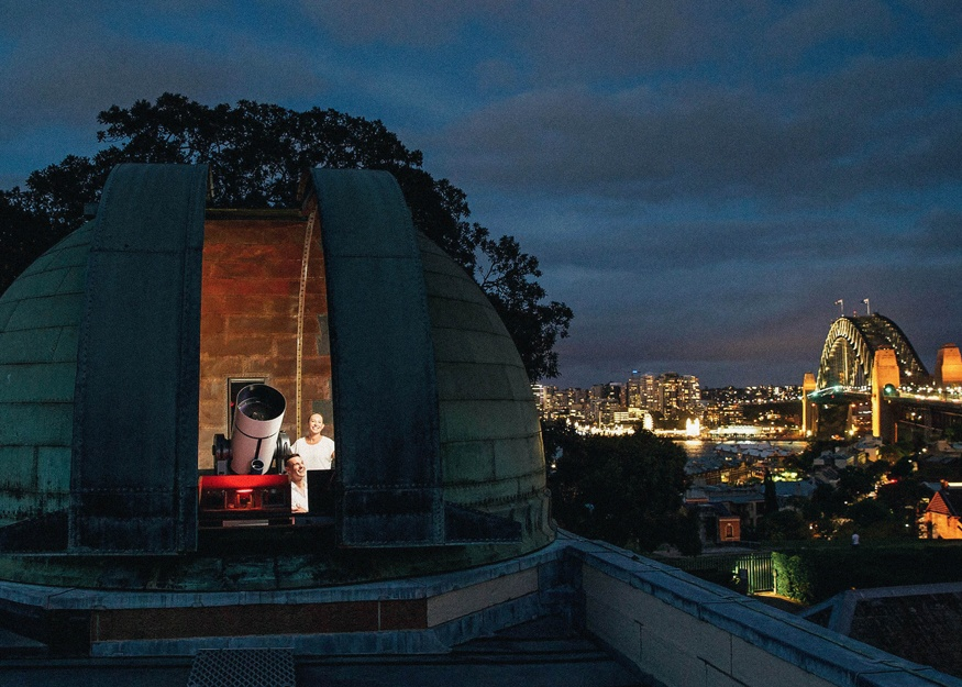 Proposal locations in Sydney Sydney Observatory
