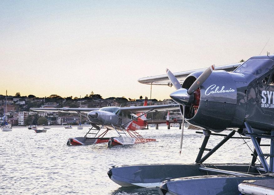 Proposal locations in Sydney Sydney Sea Planes