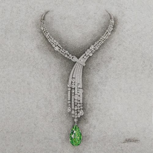 The Wolgan Necklace