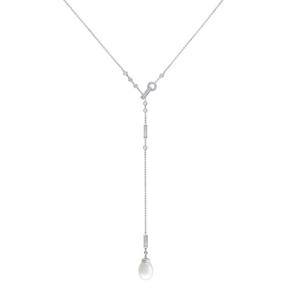 The Wolgan Necklace With A South Sea Pearl