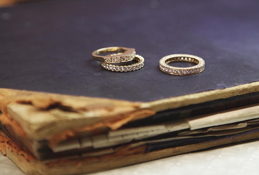 Wedding rings in sydney