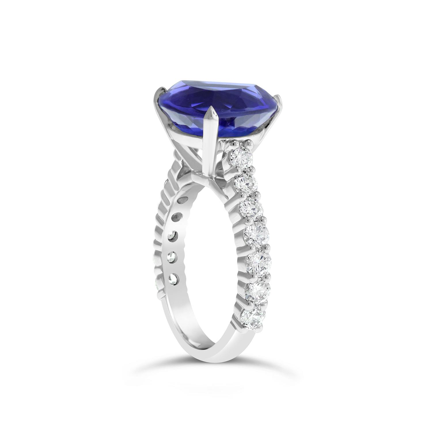 pin collection k gelato diamonds cut with vanna from the ring trillion set tanzanite
