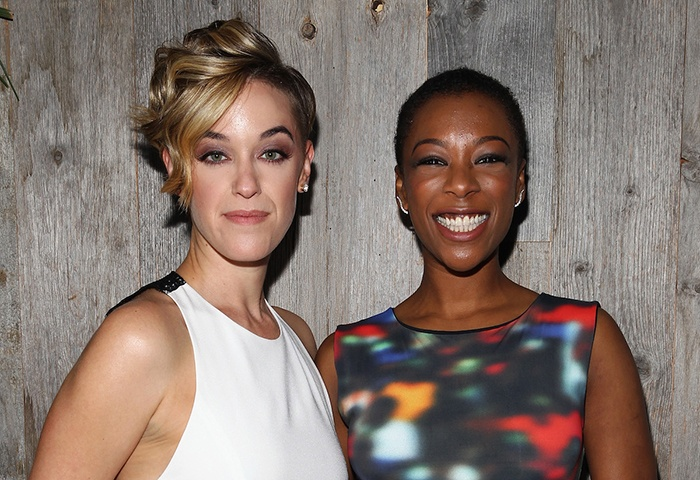 Famous-Married-Gay-Couples-Samira-Wiley-and-Lauren-Morelli
