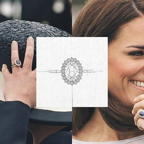 The Royal Engagement Ring Roundup