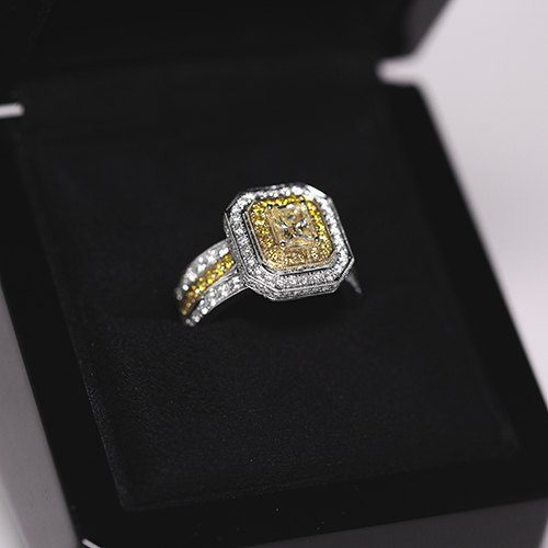Yellow Diamond Expert Tips & Yellow Diamond Engagement Rings