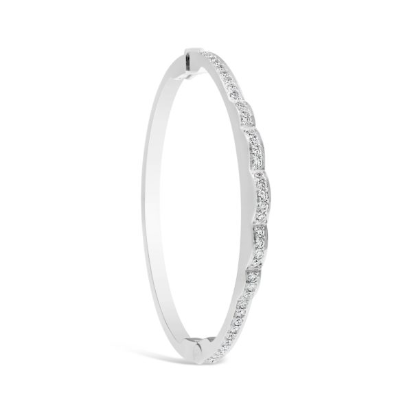Martin Collection Diamond Bangle