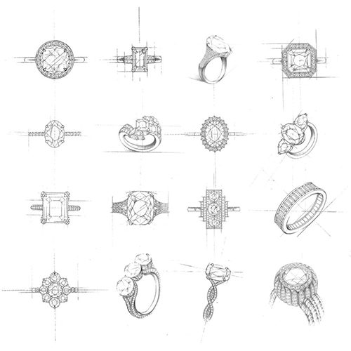 How to Design An Engagement Ring