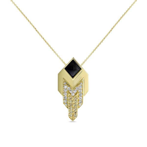 """Art Deco"" Collection Necklace"