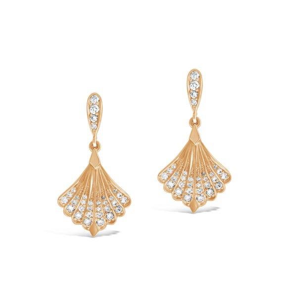 Modèle Collection Diamond Drop Earrings