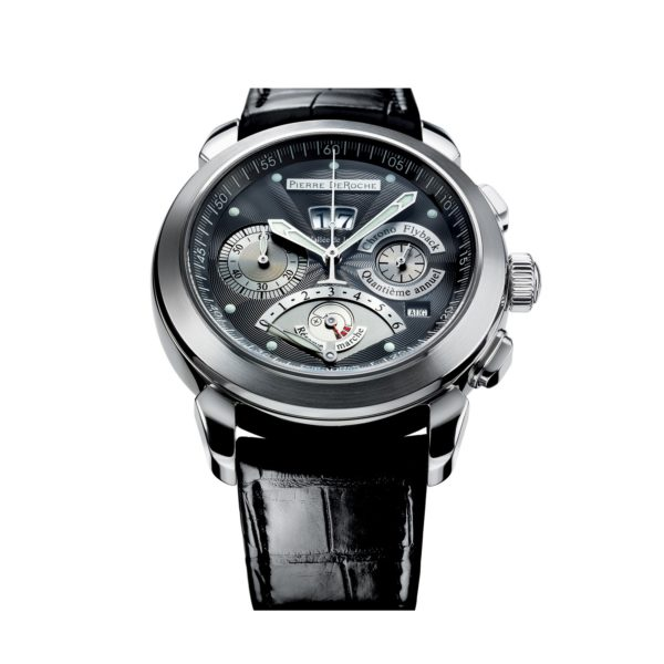 Pierre DeRoche WatchesGrandCliff Annual Calendar Power Reservein Australia Fairfax and Roberts