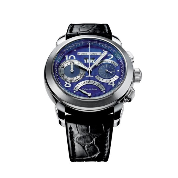 Pierre DeRoche WatchesGrandCliff Flybackin Australia Fairfax and Roberts