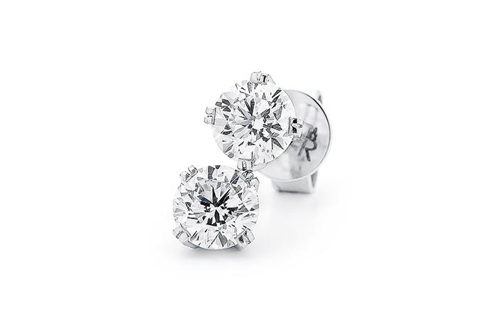 Push Present Gift Ideas2_diamond stud earrings sydney