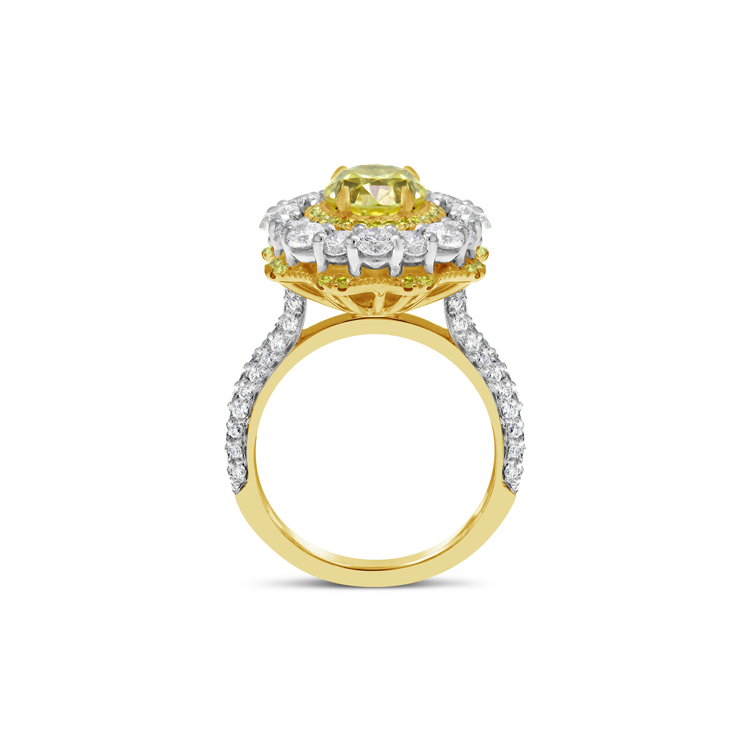 yellow sapphire engagement ring fairfax roberts. Black Bedroom Furniture Sets. Home Design Ideas