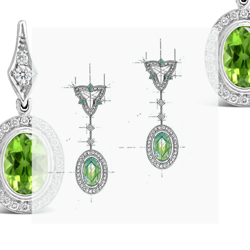 August Birthstone – The Peridot