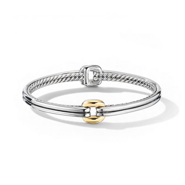 David Yurman Thoroughbred Centre Link Bracelet