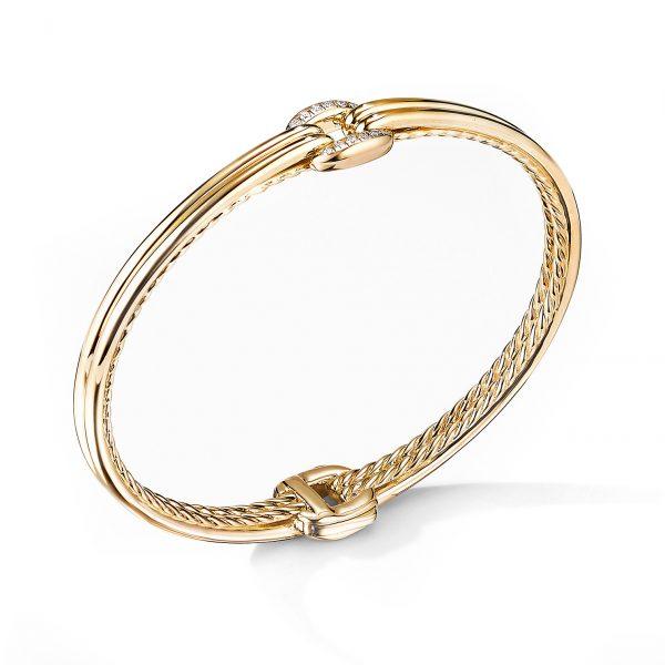 David Yurman Thoroughbred Bracelet