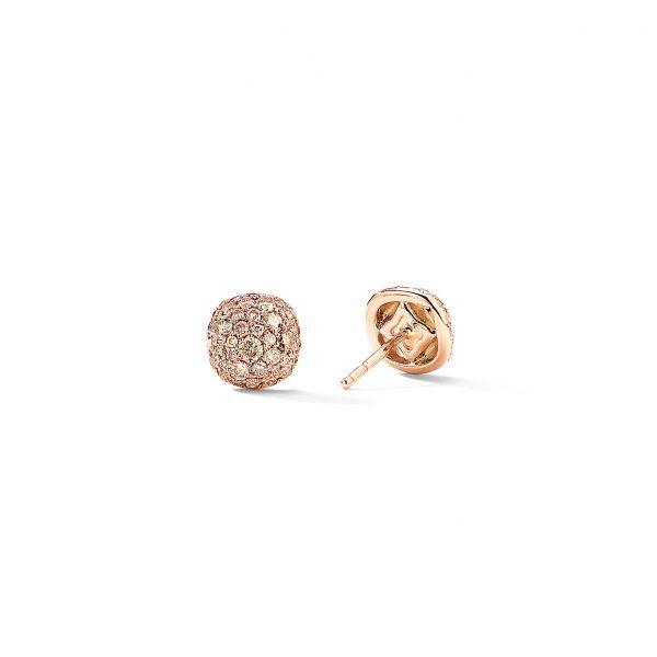 David Yurman Small Cushion Stud Earrings