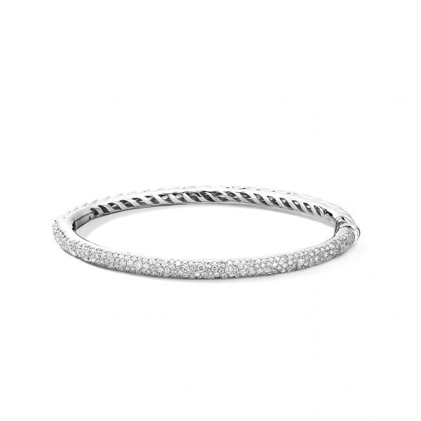 David Yurman Cable Hinged Bangle