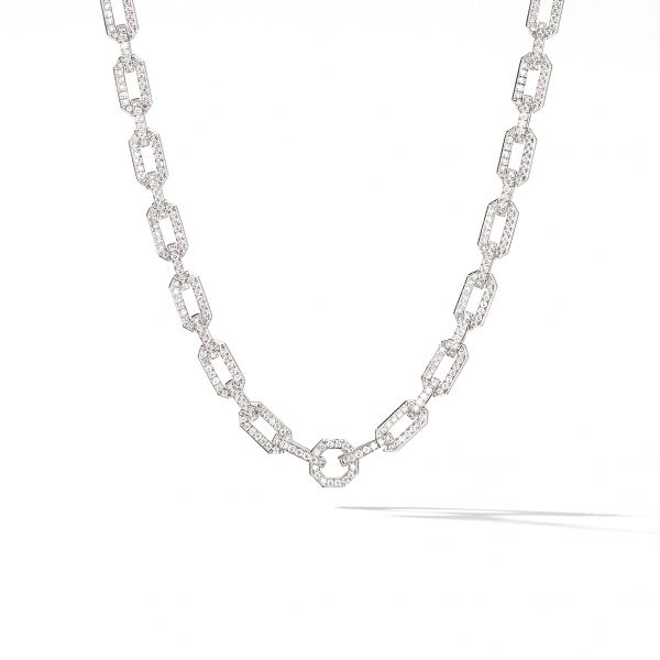 David Yurman Starburst Chain Necklace