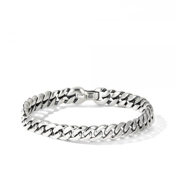 David Yurman Curb Chain Bracelet