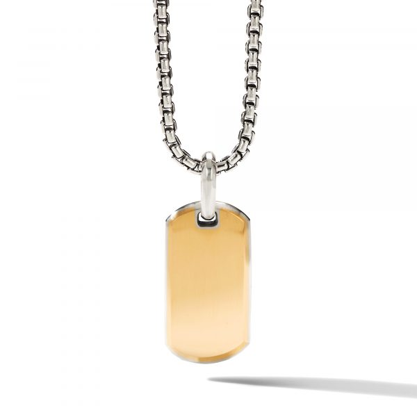 David Yurman Streamline Tag