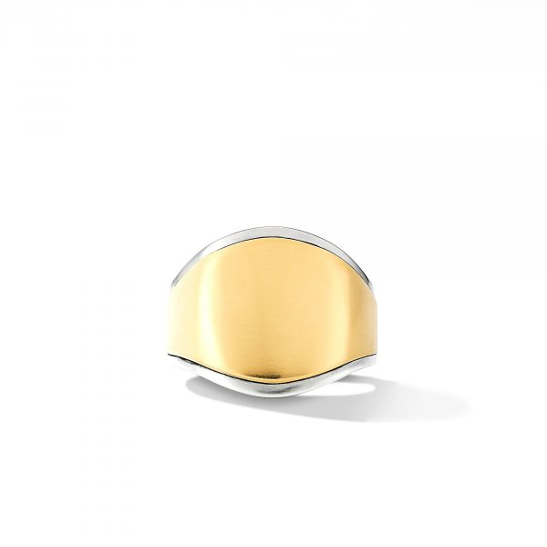 David Yurman Streamline Signet Ring