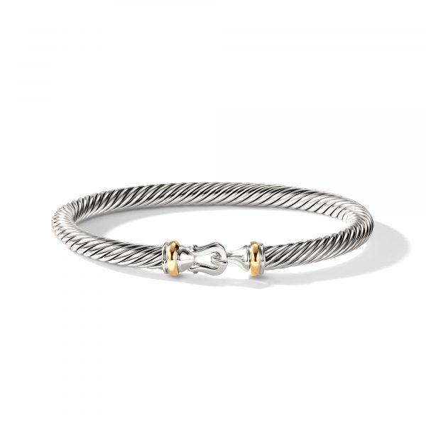 David Yurman Cable Classic Buckle Bracelet