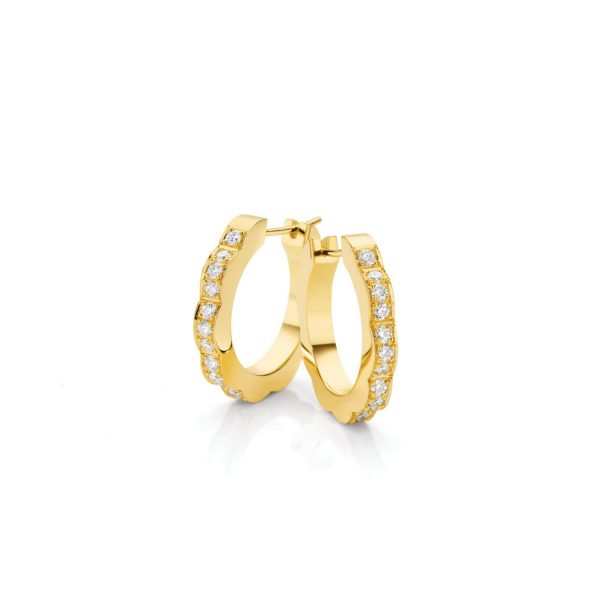 Martin Collection Diamond Earrings