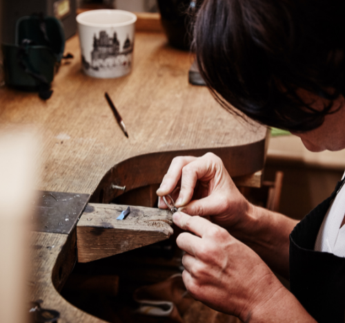 In-house Workshop Ensures Quality and Exclusivity